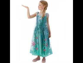 Jégvarázs - nyári Elsa - Gyerekjelmez