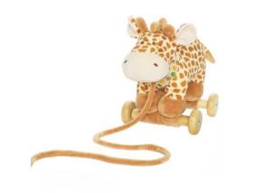 Teddykompaniet - Húzható zsiráf