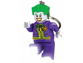 LEGO - Joker világítós kulcstartó