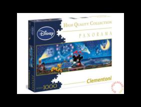 Clementoni - Mickey és Minnie - Puzzle - 1000 db-os