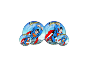 Superman labda - 23 cm