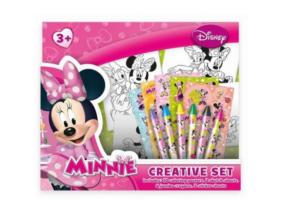 Minnie Egér - Kreatív Szett
