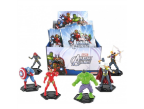Comansi - Avengers - Bosszúállók tasakban figura