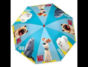 The Secret Life Of Pets - Esernyő 66 cm, kék