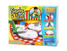 Sands Alive - Pizza parti