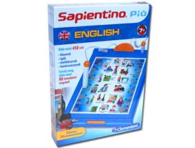 Sapientino - Fejlesztő társasjáték - Játékos Angol