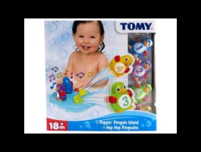 Tomy - Pingvinsziget fürdőjáték