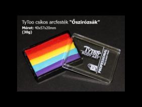 Tytoo - Arcfesték - 5 szín - Őszirózsák