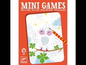 Djeco - Mini játékok - Pontról pontra