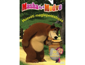 Masha és a Medve - Húsvéti meglepetéstojás
