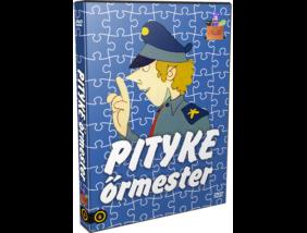 Pityke őrmester DVD