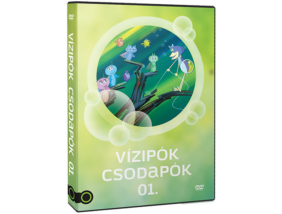 Vízipók csodapók 1. DVD