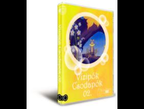 Vízipók csodapók 2. DVD