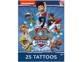 Mancs őrjárat - Gyermek tetoválás