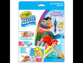 Crayola - Color Wonder - Maszatmentes kifestő - Disney Hercegnők