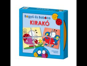 Bogyó és Babóca - Kirakó játék