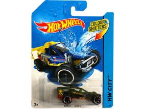 Hot Wheels - Színváltós kisautó - többféle
