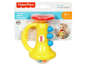 Fisher Price - Trombita Csörgő