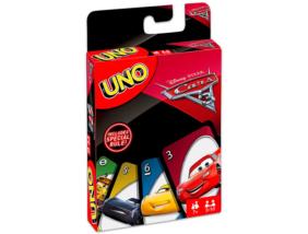 Verdák 3 UNO kártya