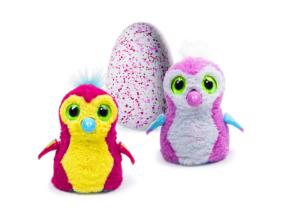Hatchimals - Penguella rózsaszín tojásban