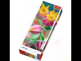 Trefl - Home Gallery Puzzle - Virágzó virágok