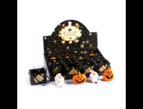 Halloween - Tök vagy szellem dekoráció tasakban - többféle