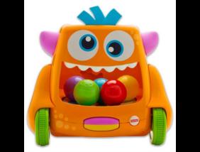 Fisher-Price - Mókás szörnyecske színes labdákkal