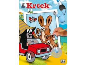 Kisvakond - Varázskifestő - autós