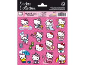 Hello Kitty - Matrica - 16x20 cm 2.