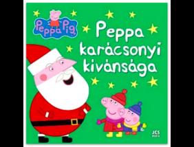 Peppa Malac - Peppa karácsonyi kívánsága