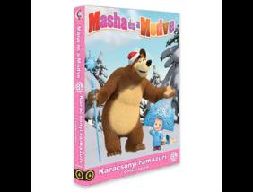 Mása és a Medve 8 - Karácsonyi ramazuri DVD