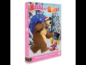 Mása és a Medve 9 - Karácsonyi móka DVD