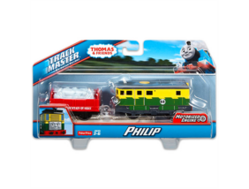 Thomas - Kedvenc motorizált kisvonatok