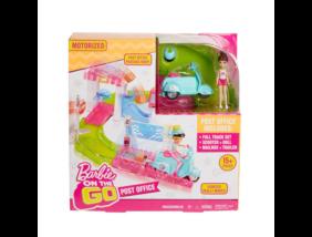 Barbie on the Go - Baba járművel játékszett