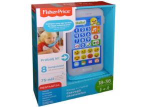 Fisher-Price - Csevegő okostelefon tipegőknek