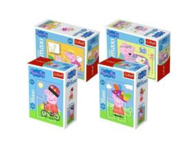 Trefl - MiniMaxi puzzle - Peppa malac