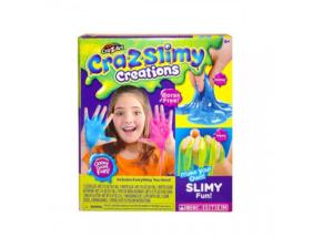 Csillámos neon Slimy-gyár készlet