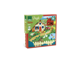 Vilac - Farm - 56 db-os puzzle