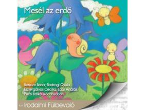 Harencsár László - Mesél az erdő hangoskönyv