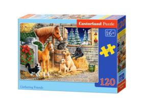 Baráti összejövetel 120 db-os puzzle