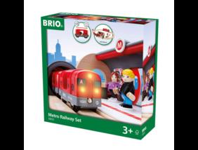 Brio - Metró vonatszett