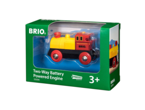 Brio - Elemes mozdony - tolató is