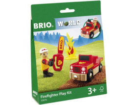 Brio - Tűzoltó játszószett