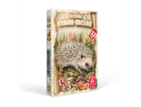 Állatok az erdőn, mezőn kártyajáték