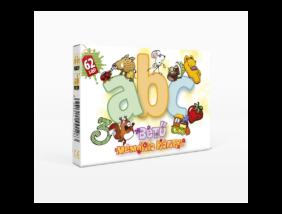ABC betű memória kártyajáték