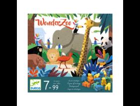 Djeco - Társasjáték - Csodállatkert