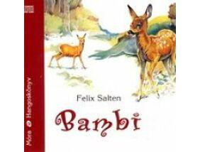 Bambi-Hangoskönyv 5CD