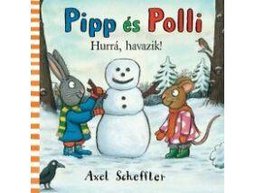 Pipp és Polli - Hurrá, havazik!