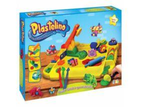 Plastelino-Kreatív fantázia gyurmakészlet