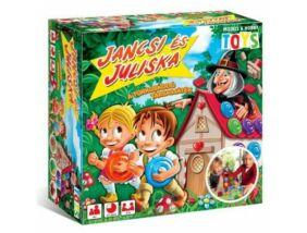 Jancsi és Juliska társasjáték
